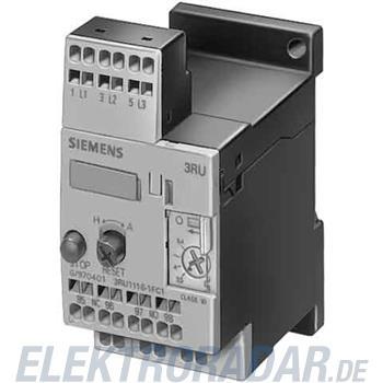 Siemens Überlastrelais 3,5...5A 3RU1116-1FC1