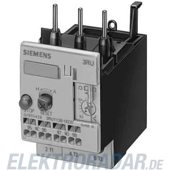 Siemens Überlastrelais 9...12A 3RU1136-1KD0