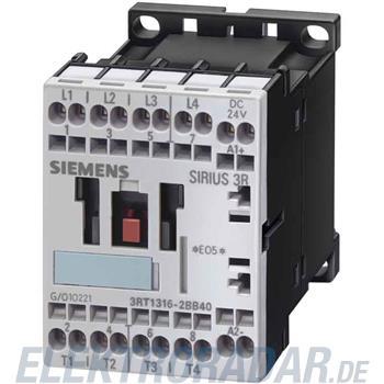 Siemens Schütz AC-3 4KW/400V 3RT1316-2BB40