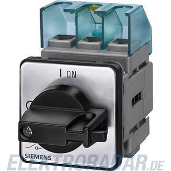 Siemens Haupt-/Not-Aus-Schalter 3p 3LD2022-0TK13
