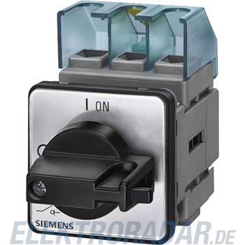 Siemens Hauptschalter 3pol. IU=32 3LD2222-0TK11