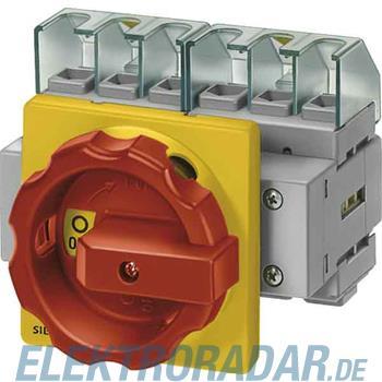 Siemens Haupt-/Not-Aus-Schalter 3LD21033VK53