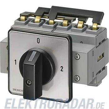 Siemens Umschalter 3pol. IU=100, P 3LD2724-7UK01