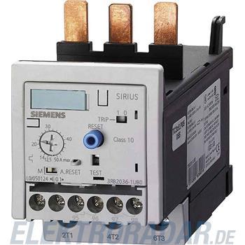 Siemens Überlastrelais 12,5-50A Mo 3RB2036-1UW1