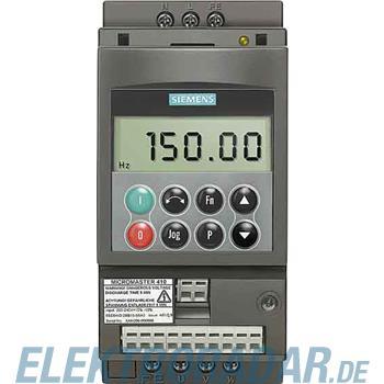 Siemens CANopen-Baugruppe 6SE6400-1CB00-0AA0