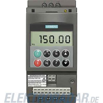 Siemens Schirmanschlussplatte 6SE6400-0GP00-0BA0