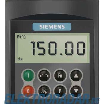 Siemens Operator Panel (AOP) 6SE6400-0AP00-0AA1
