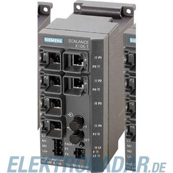 Siemens Switch Scalance X106-1 6GK5106-1BB00-2AA3