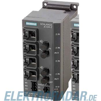 Siemens Switch Scalance X104-2 6GK5104-2BB00-2AA3