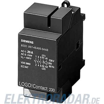 Siemens LOGO Contact 230VAC 6ED1057-4EA00-0AA0