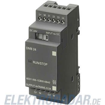 Siemens LOGO DM8 24V/DC 4E/4A 6ED1055-1CB00-0BA0
