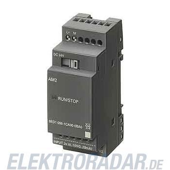 Siemens LOGO AM2 2AE Analog 0-10V 6ED1055-1MA00-0BA0
