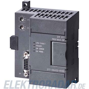 Siemens PROFIBUS Slave ab CPU 222 6ES7277-0AA22-0XA0