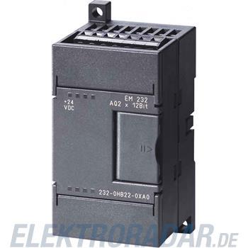 Siemens Analogausgabe 6ES7232-0HB22-0XA0