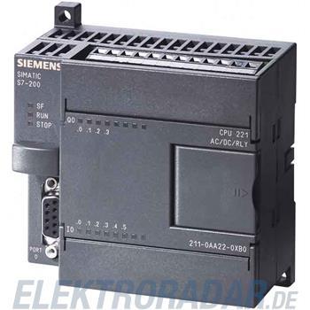 Siemens CPU 221 Kompaktgerät 6ES7211-0AA23-0XB0