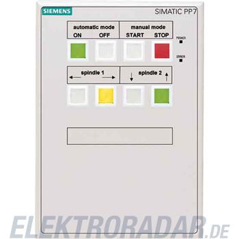 Siemens Push Button Panel PP7 6AV3688-3AA03-0AX0