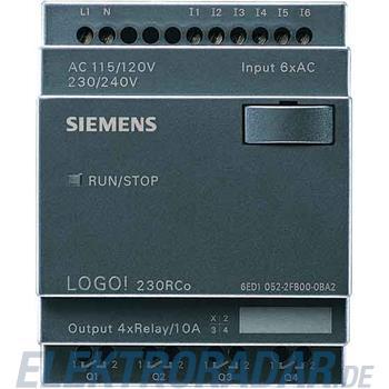 Siemens LOGO 24RCo 6ED1052-2HB00-0BA6