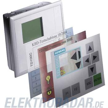 Siemens Schablonen 6ES72721BF007AA0 V30