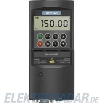 Siemens Profibus-Baugruppe 6SE6400-1PB00-0AA0