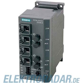 Siemens Switch Scalance X204-2 6GK5204-2BB10-2AA3