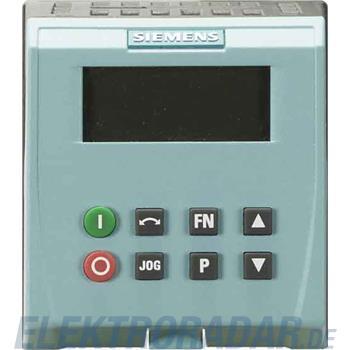 Siemens Basic Operator Panel (BOP) 6SL3255-0AA00-4BA1