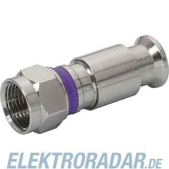 Wisi F-Compress-Stecker DV 10