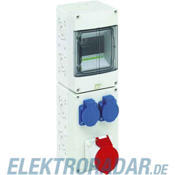 Spelsberg CEE-Steckdosen-Kombination STV 512-S