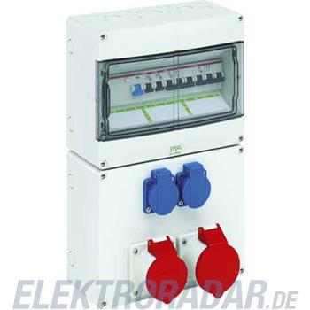 Spelsberg CEE-Steckdosen-Kombination STV 1222-K