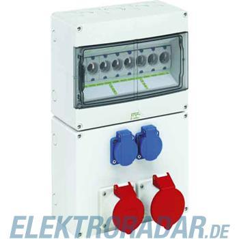 Spelsberg CEE-Steckdosen-Kombination STV 1222-KN