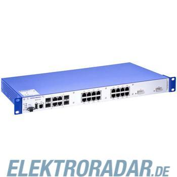 Hirschmann INET Gigabit Ethernet Switch MACH104-16TX-PoEP+2X