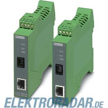 Phoenix Contact LWL-Konverter-Set FL MC EF WDM-SET SC
