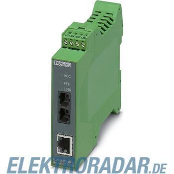 Phoenix Contact LWL-Konverter FL MC EF 1300 SM SC