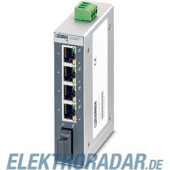 Phoenix Contact Switch FL SWITCH SFNB4TX/FX