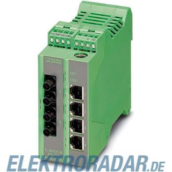 Phoenix Contact Switch FLSWITCHLM4TX2FXSTE