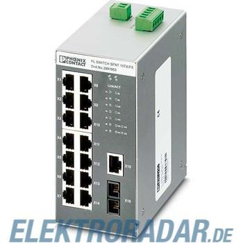 Phoenix Contact Switch FLSWITCHSFNT15TX/FX