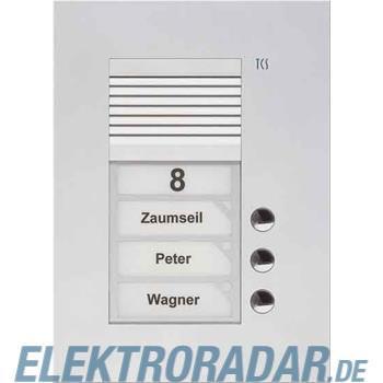 TCS Tür Control Audio Außenstation PUK 3 PUK03/1-ES