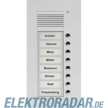 TCS Tür Control Audio Außenstation PUK 8 PUK08/1-ES