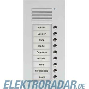 TCS Tür Control Audio Außenstation PUK 9 PUK09/1-ES