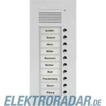 TCS Tür Control Audio Außenstation PUK 10 PUK10/1-ES