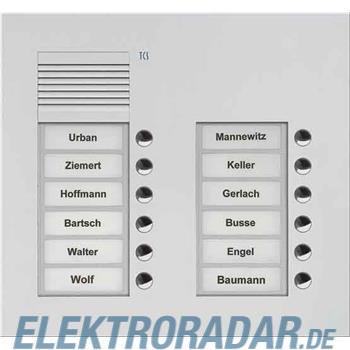 TCS Tür Control Audio Außenstation PUK 12 PUK12/2-ES