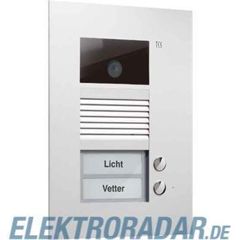 TCS Tür Control Video-Außenstation Color AVU14020-0010
