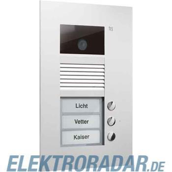 TCS Tür Control Video-Außenstation Color AVU14030-0010