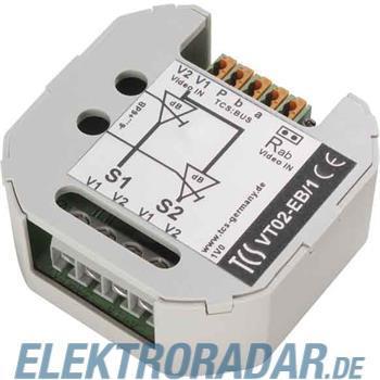 TCS Tür Control Videoverteiler 2fach UP FVY1200-0600