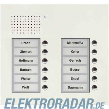 TCS Tür Control Audio Außenstation PUK 12 PUK12/2-WS