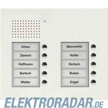 TCS Tür Control Audio Außenstation PUK 10 PUK10/2-WS