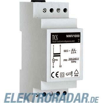 TCS Tür Control Klingeltransformator 2 A NWV1000-0400