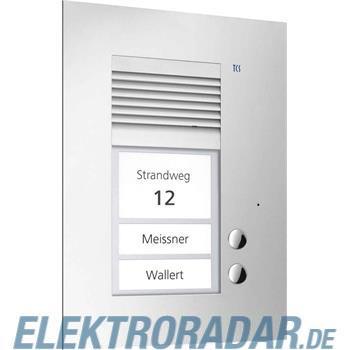 TCS Tür Control Türsprechstelle PUK02/1-EN