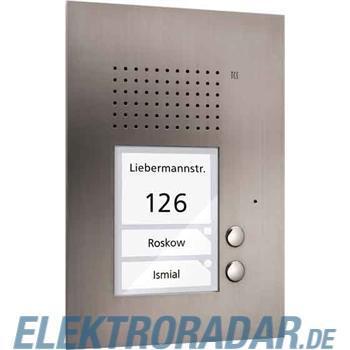 TCS Tür Control Audio Außenstation PUK 2 PUK02/1-ES