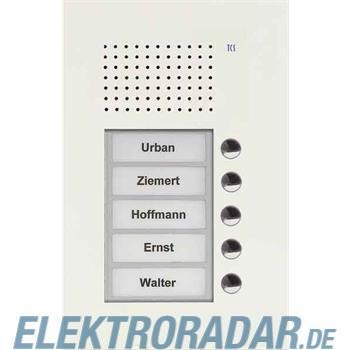 TCS Tür Control Audio Außenstation PUK 5 PUK05/1-WS