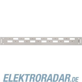 """Telegärtner 19"""" Frontplatte 1HE TN-FP12LCD-Be-1HE"""